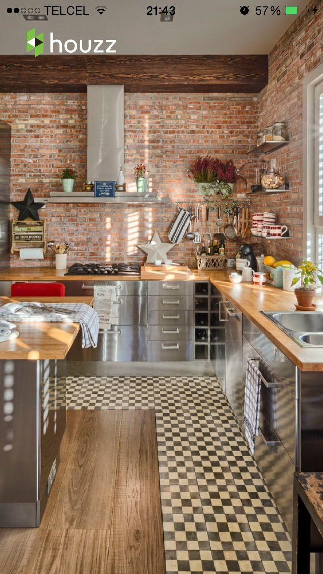 139 best Cocinas images on Pinterest | Cocina organizada, Ideas de ...