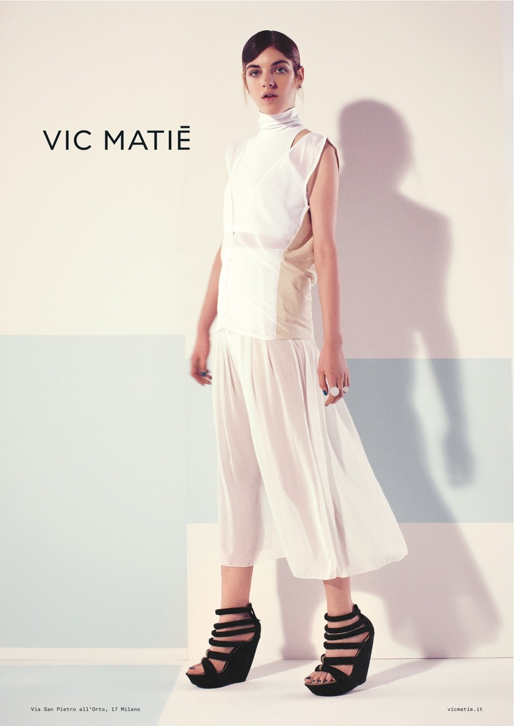   SS Collection 2012   #vicmatie #shoes