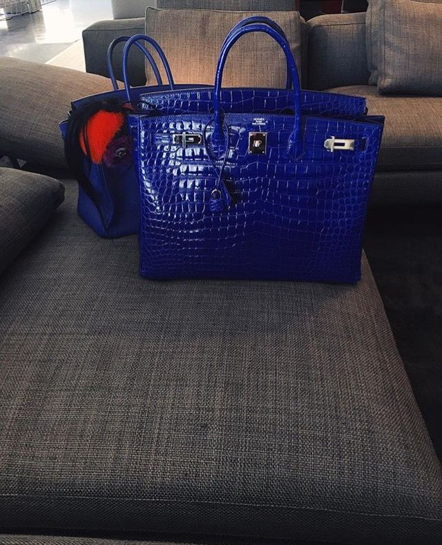 Kylie and Kris Jenner's Bags