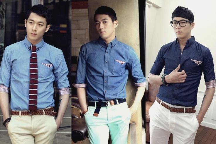 남자여름옷 유행하는 스타일 제안드려요 @.@ : 네이버 블로그