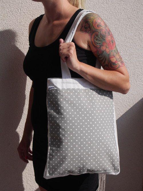 Plátěná taška Puntík