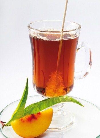 Té verde con durazno, especial para tomarlo frió o caliente, sin perder sus propiedades y exquisito sabor! Consíguelo en http://tiendadete.cl/producto/te-verde-con-durazno/