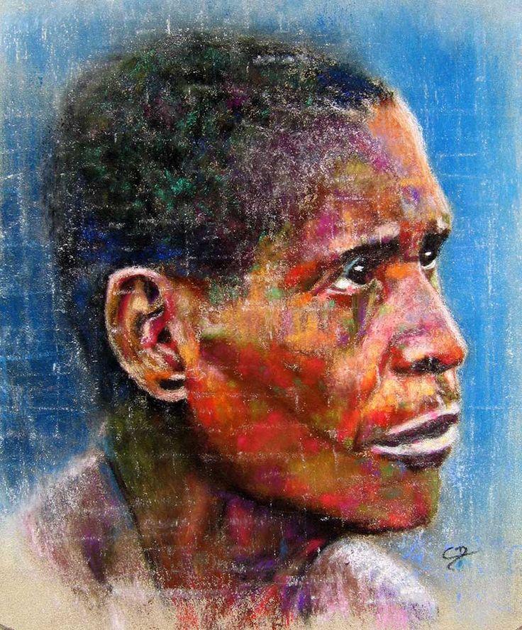 Les 197 Meilleures Images Du Tableau Pastel Portraits Sur