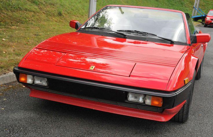 1984 FERRARI MONDIAL CABRIOLET 3.0L V8 32V  | eBay