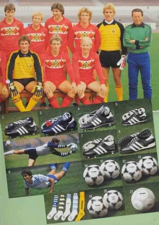 Adidas Catalogue Page