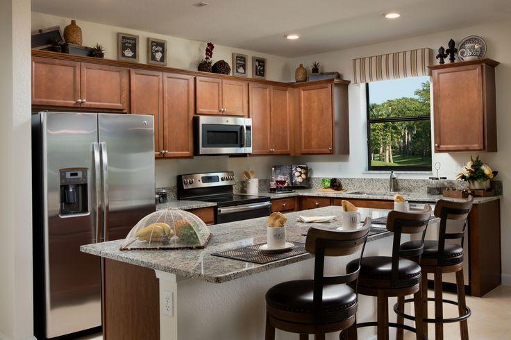 58 best Lennar DREAM Kitchens images on Pinterest ...