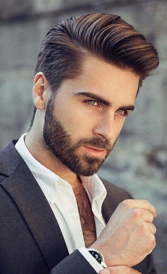 The Best 45 Hairstyle For Men See Before You Go To The Hairdresser Page 17 Of 45 Hotcrochet Com Trendy Mens Haircuts Medium Hair Styles Thick Hair Styles