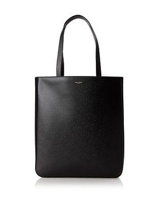 -93,400% OFF Saint Laurent Women's Classic Large Museum Tote Bag, Black