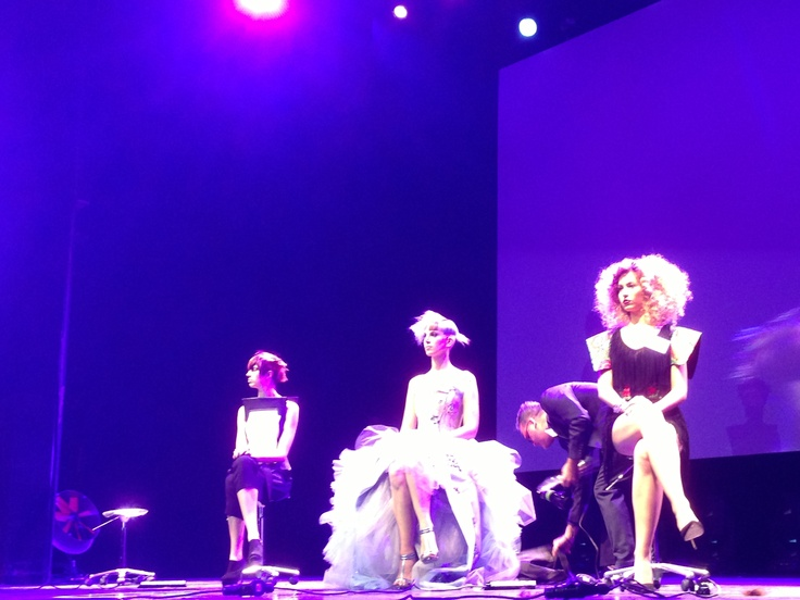 Inspiration from the World Style Contest! #wwht2013 #davines #paris
