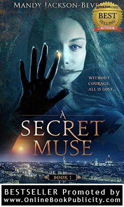 """This is a tale about good and evil and the restorative role of the arts in our world."" A Secret Muse by Amazon Bestselling Author: Mandy Jackson-Beverly http://www.onlinebookpublicity.com/dark-vampire-fantasy.html #dark #paranormal #thiller #publicity by: http://www.onlinebookpublicity.com/"