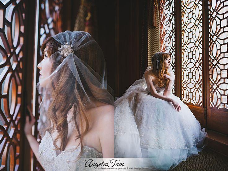 LOS ANGELES GATSBY VINTAGE WEDDING MAKEUP ARTIST