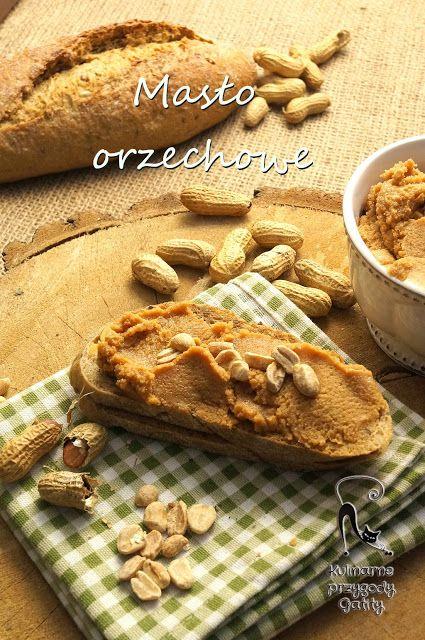 Kulinarne przygody Gatity: Domowe masło orzechowe