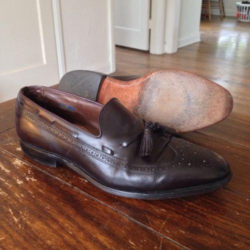 Allen Edmonds  Dress Wing Tip Shoes