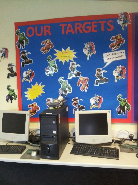 Marvel Classroom Decor ~ Best images about superhero theme on pinterest