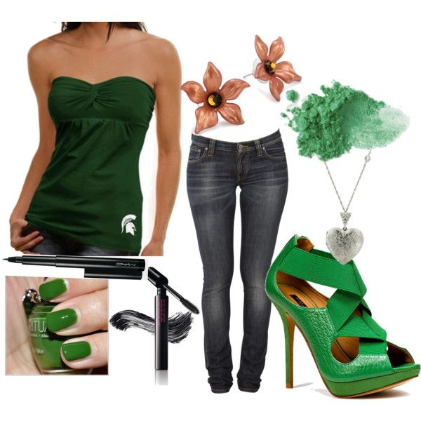 Outfit -- Michigan State Spartans