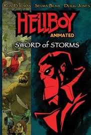 Sword Of Storms Xiaolin Showdown. Hellboy travels to Japan to fight an ancient demon.