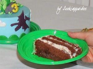 Un idea semplice per realizzare una torta di compleanno homemade a tema dinosauro...      Eccomi qui con il mio primo post del 2015!Ho scel...
