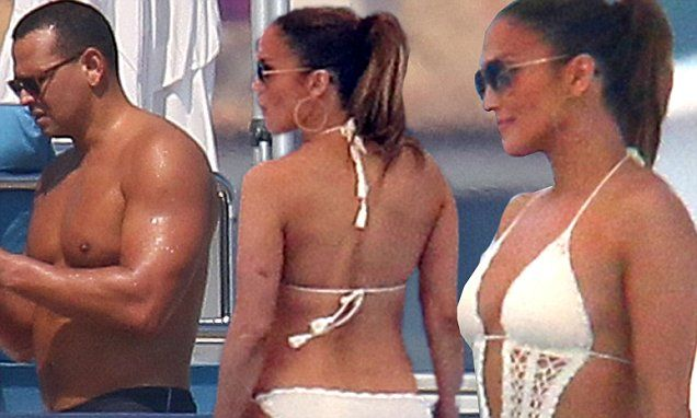 Jennifer Lopez and Alex Rodriguez proved their very much still together as they enjoyed a romantic trip to Antibes this week.