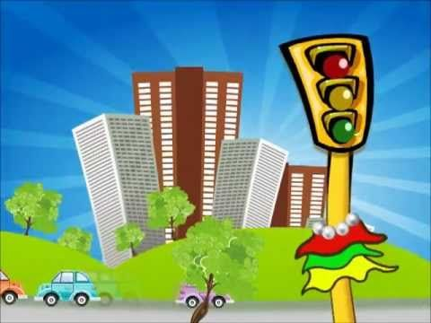 Cha-cha-cha del semaforo - Canzoni per bambini di Mela Music - YouTube