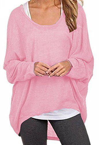 9b6913445297 Mujer Jersey Camisetas Originales Basicas Manga Larga Blusas De ...