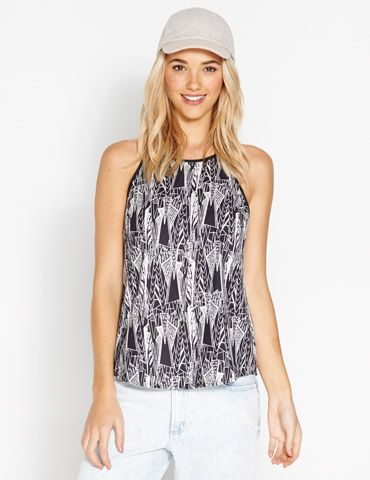 Image for Abstract Racer Tank from Dotti