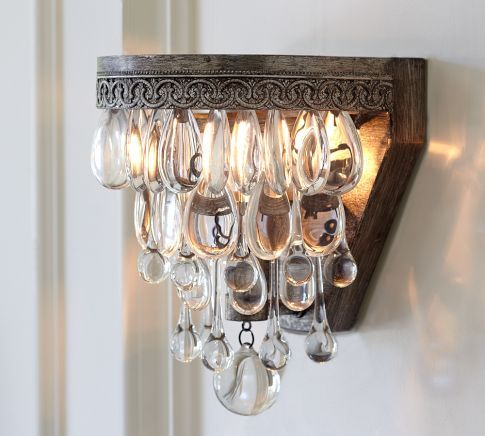 pottery barn clarissa chandelier instructions