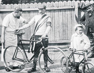 Maurice Garin - Winner of Tour de France 1903 #TDF