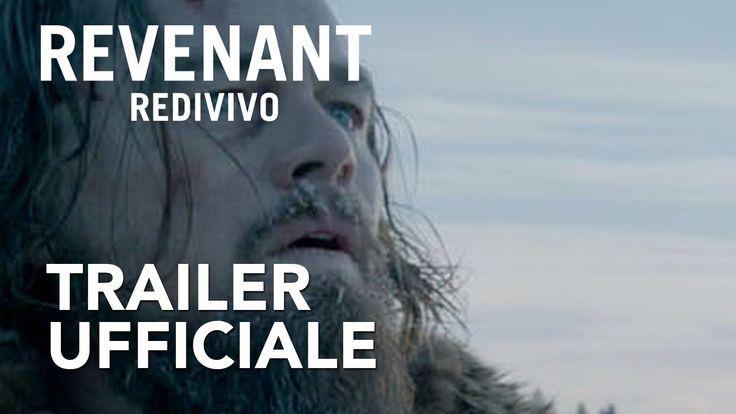 Revenant Redivivo   Trailer Ufficiale [HD]   20th Century Fox
