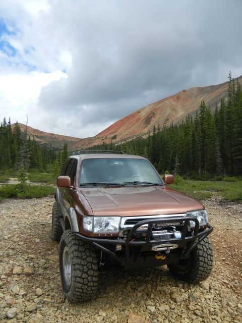 Official 3rd gen 4Runners on 35's Pic Thread - Page 13 - Toyota 4Runner Forum - Largest 4Runner Forum
