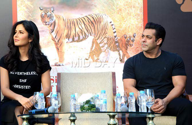 Photos: Salman Khan, Katrina Kaif, Sangeeta Bijlani at a book launch