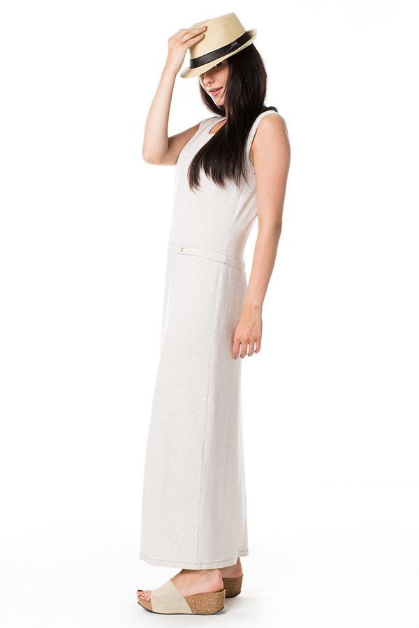 Wygodna sukienka maxi. Comfortable maxi dress.