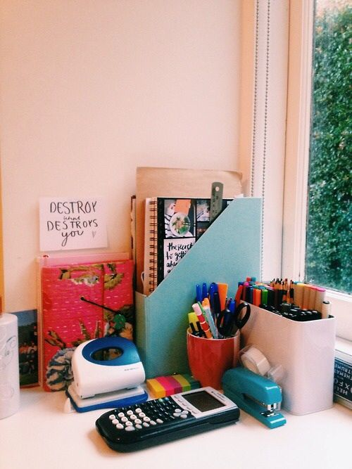 Eatwellstudyhard: My Little Study Corner On. Eatwellstudyhard: U201c My Little  Study Corner On These Busy Days Xx U201d
