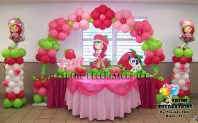 strawberry shortcake party supplies - Google Search