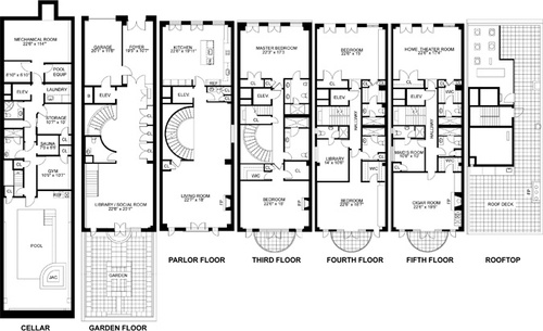 house plans com 102 best images about townhouse floor plans on 11400