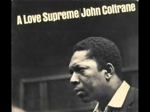 1964 - John Coltrane - A Love Supreme - YouTube - almost 2 hours of Jazz that's NOT elevator music smooth jazz! Fun background music to keep you AWAKE and more alert  while you work! #cSw - https://www.pinterest.com/claxtonw/audio-selects/ - AUDIO SELECTS, no video with this nice collection of songs.