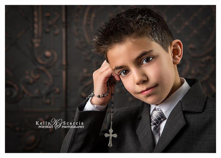 Boys Communion Portraits | tags boys communion portraits custom portraiture kelly scaccia kelly ...