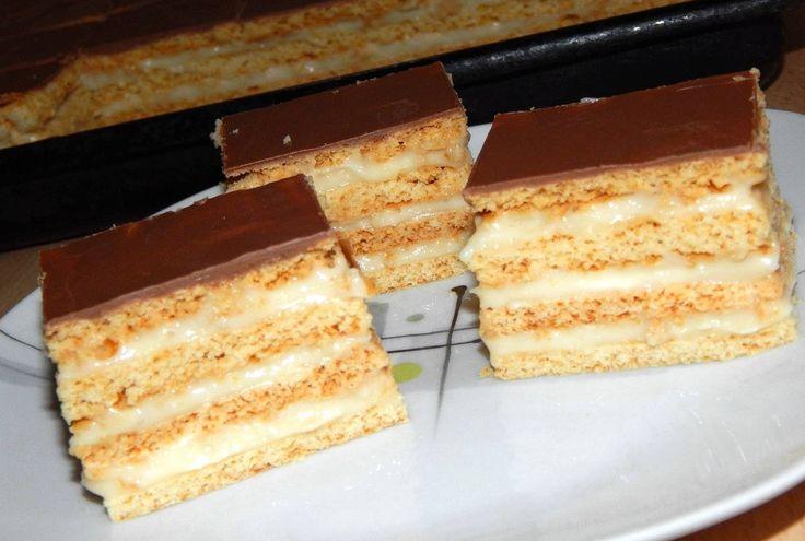 Prajitura miere de albine - http://1000reteteculinare.com/recipe/prajitura-miere-de-albine/