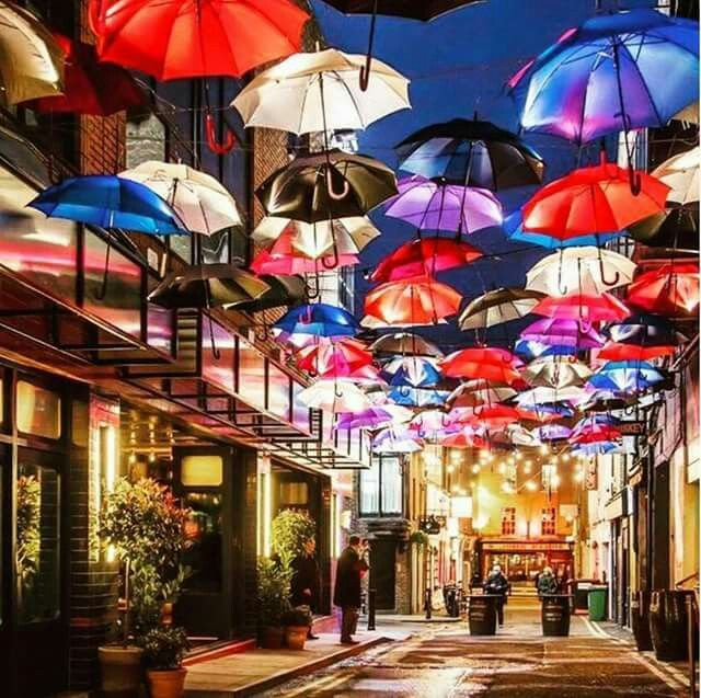South Anne's Street Dublin