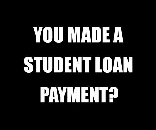 You came to pay down, so get out of your seat and jump around. Jump around.   Click on over to my Student Loan Consolidation and Debt Payoff calculator to find out how you can shake of your debt even faster. student loan debt student loan debt payoff #debt #studentloan