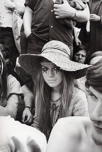 Part of the scene, Rolling Stones concert 1969 by Frank Habicht