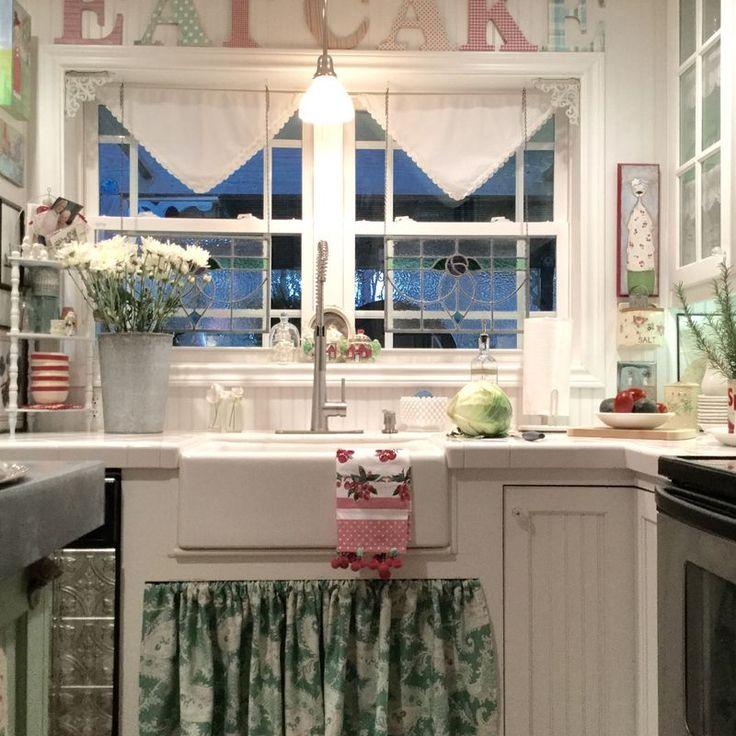 #Kitchen - Cherry Hill Cottage
