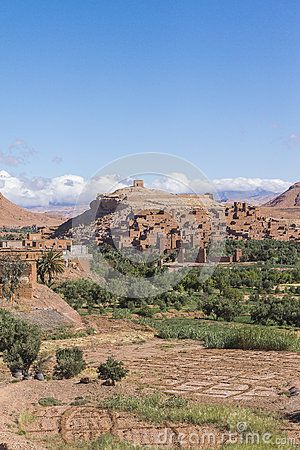 Ait Ben Haddou kasbah, the famous place where alot of films have been made. The…