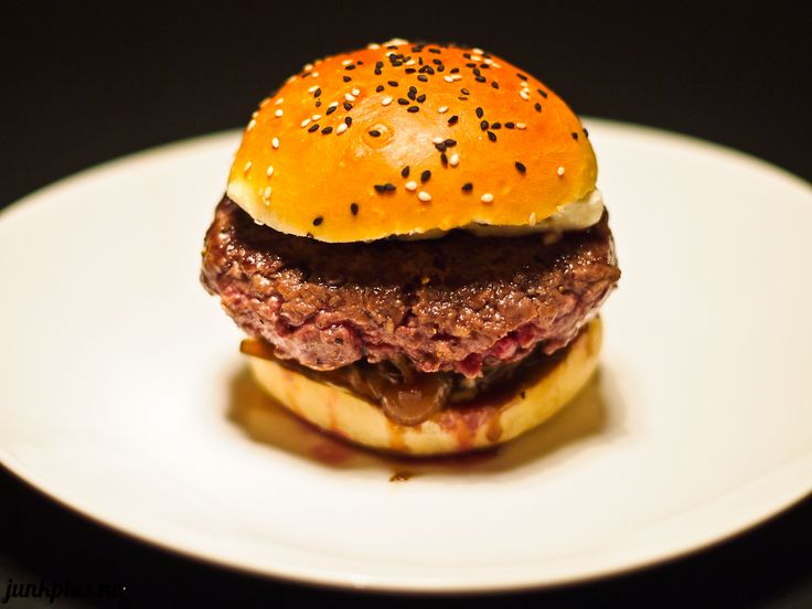 54 Celsius Sous Vide burger