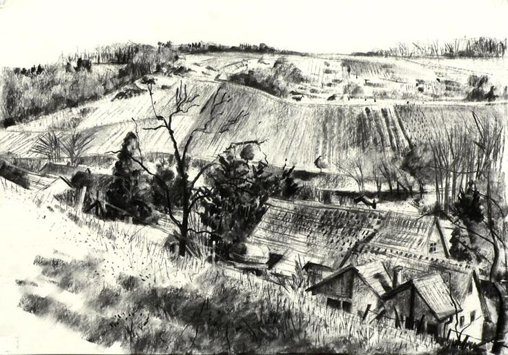 Landscape drawing tutorials (excellent).