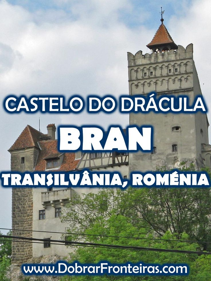 Castelo do Drácula em Bran, Transilvânia, Roménia