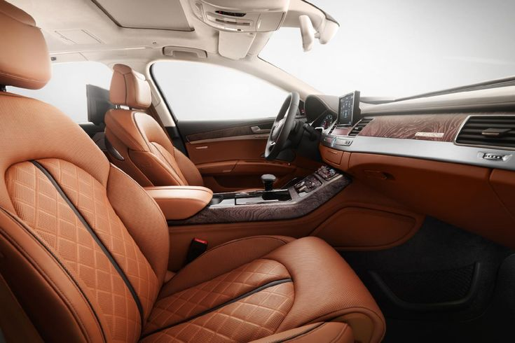 Audi A8 Exclusive Concept | One of the best interiors around | Digital Trends