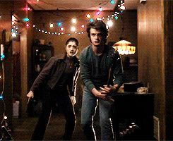 Jonathan Byers, Nancy Wheeler, and Steve Harrington - Stranger Things