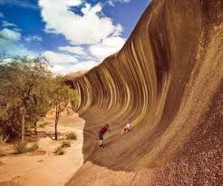 wave rock western australia - Google Search