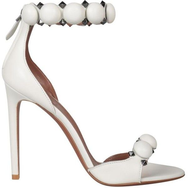 9d36720b3451 Alaia Suede sandal with studs ( 1