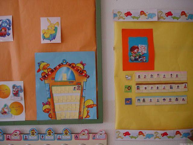 Preescolares ideas para decorar el aula para la sala for Ideas para decorar la sala